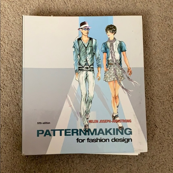 Other Pattern Making For Fashion Design 5th Edition Poshmark